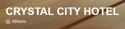 Crystal city logo